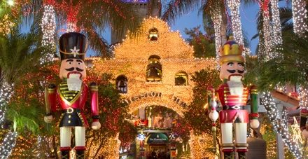 Mission Inn Hotel & Spa Festival of Lights Returns to Riverside Nov. 29